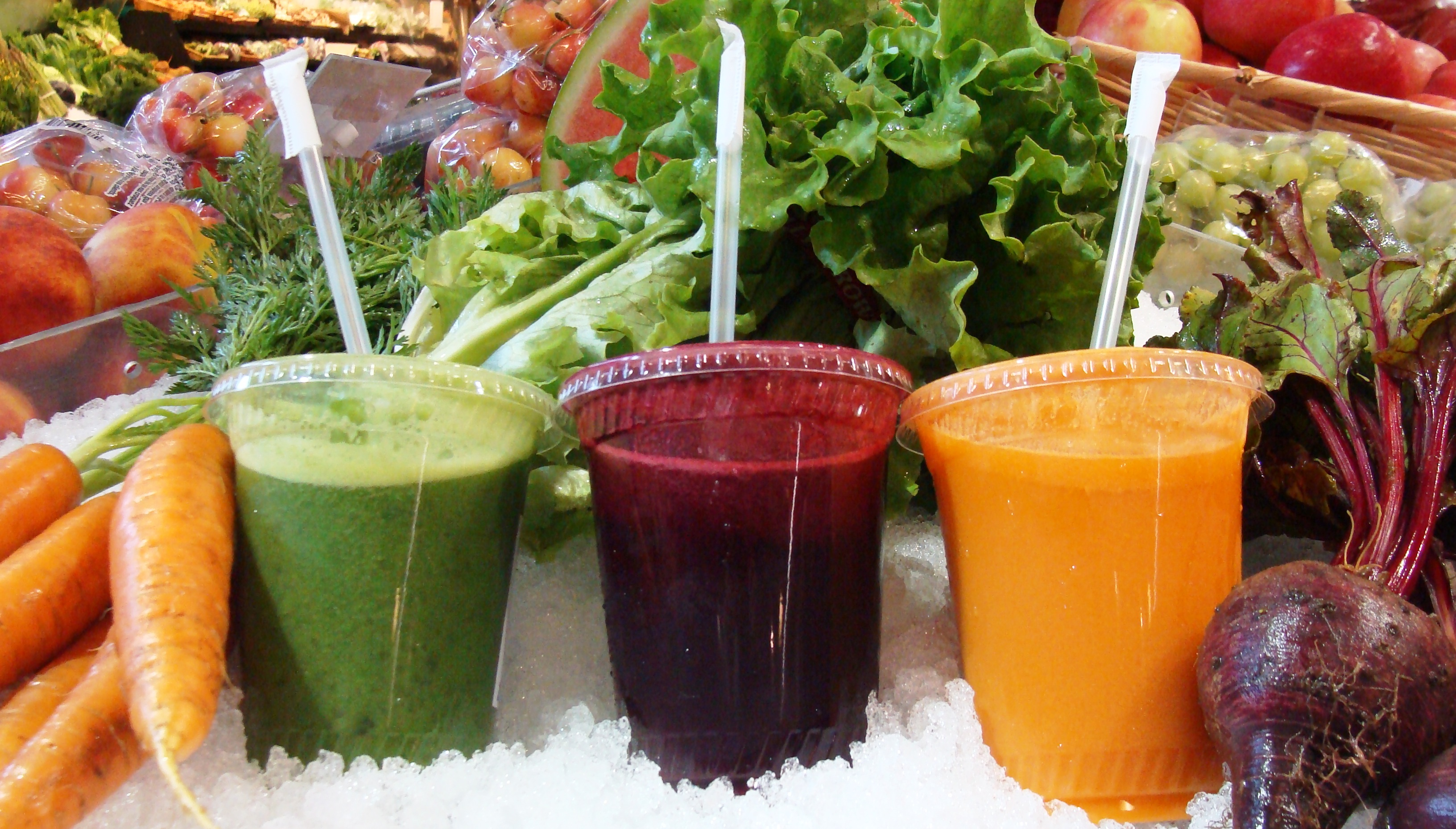 5 things you need to know about Better Food's new juices!