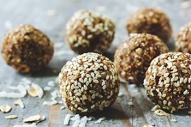 Brain-Boosting Energy Balls