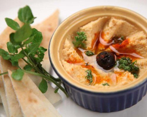 CBD Hummus