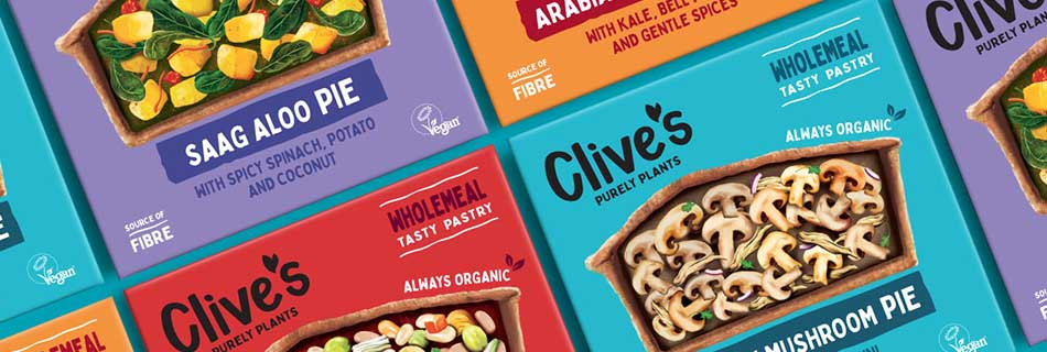 Clive's: Plant based Pie-oneers