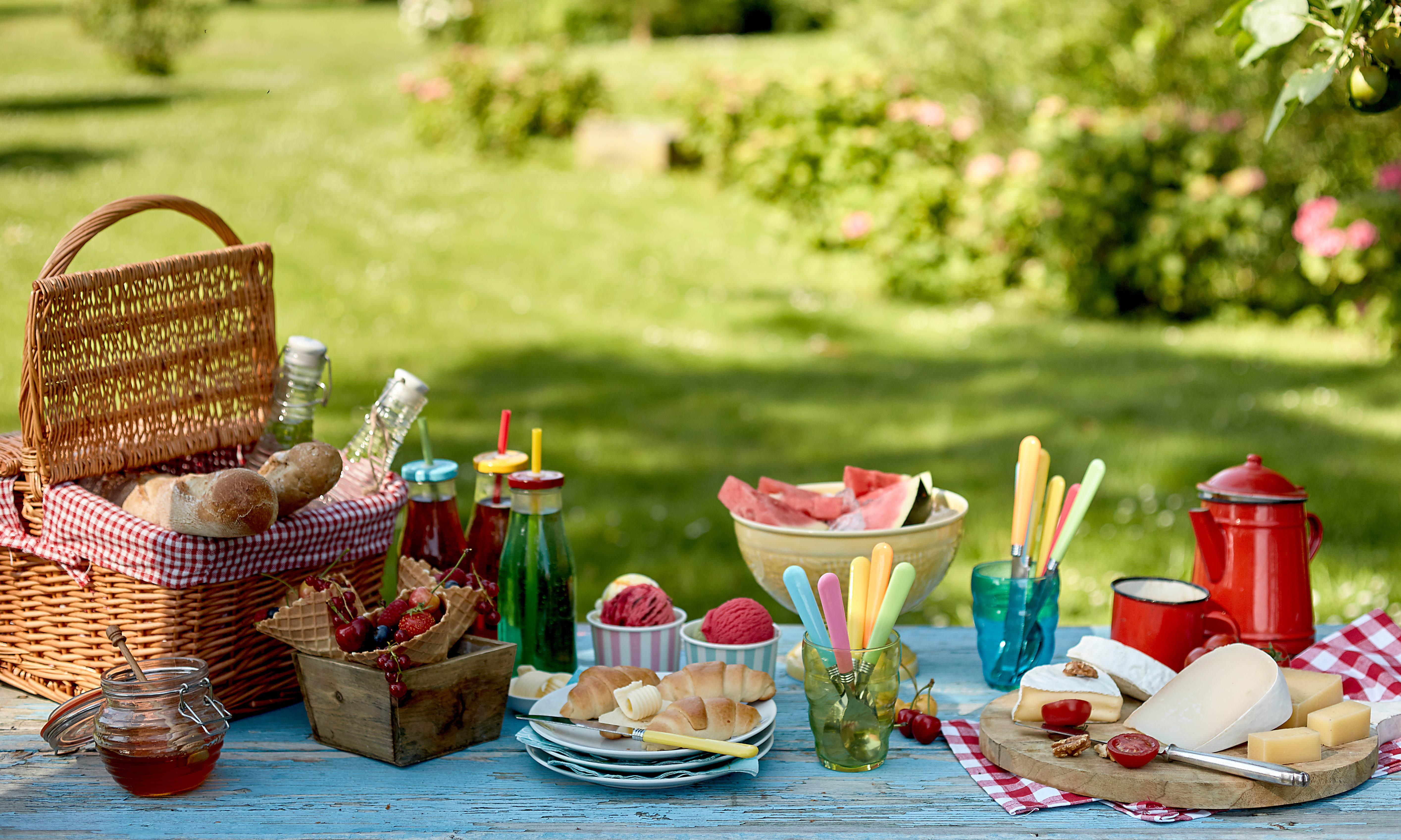 9 Top Tips to a Sustainable Picnic
