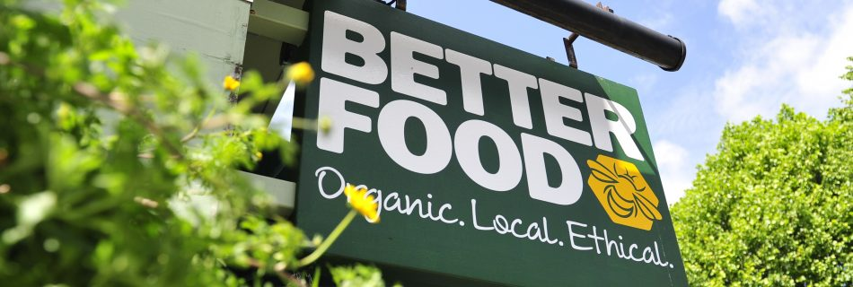 Better Food's history