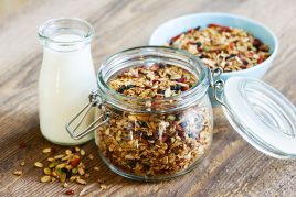 Organic Superfood Granola