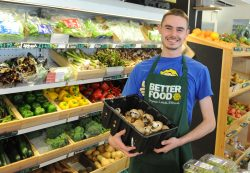 Liam, produce, Better Food