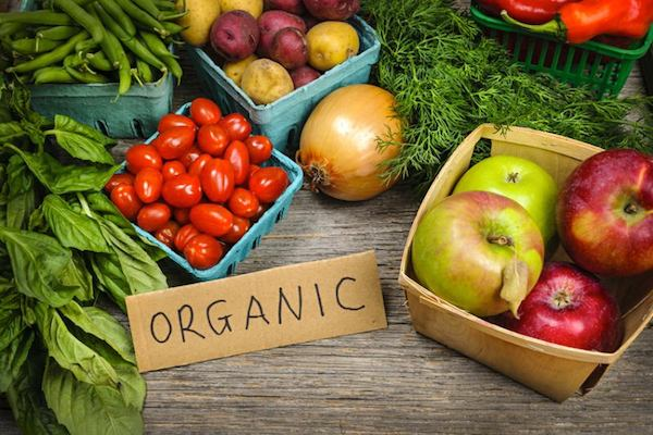 Go Organic this September