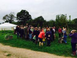 Community Farm relies on volunteers