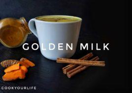 Turmeric or Golden milk
