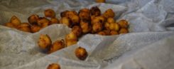 Chilli chickpeas