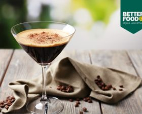 Fairtrade Espresso Martinis & Chocolate Evening