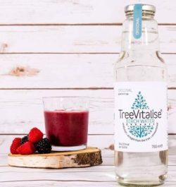 TreeVitalise berry smoothie
