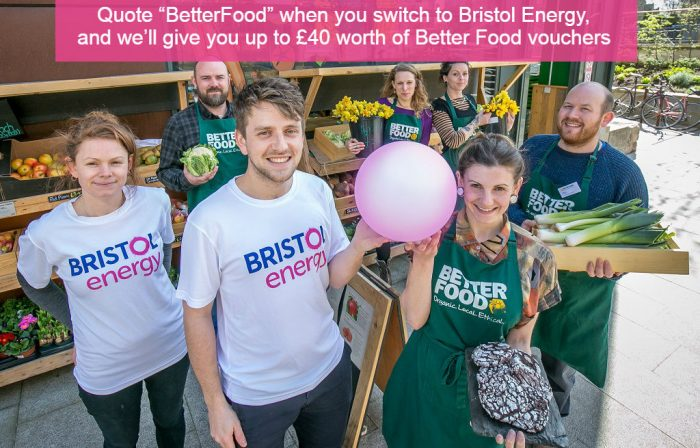 Better Food and Bristol Energy Partnership