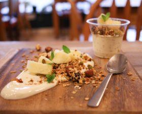 Wake up to Organic breakfast sampling