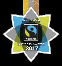 Fairtrade business awards_silver