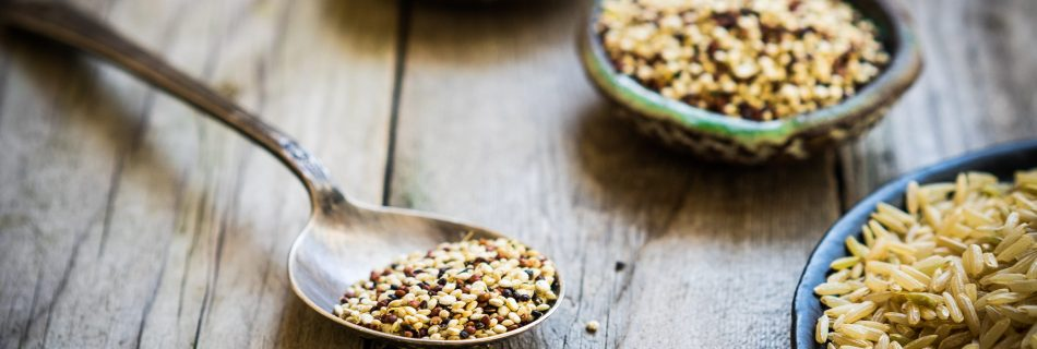 Seasonal and local guide: grains