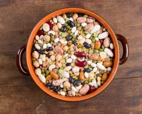 Seasonal and local guide: pulses