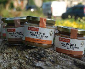 Innovator story: Nutcessity – nut your average nut butter