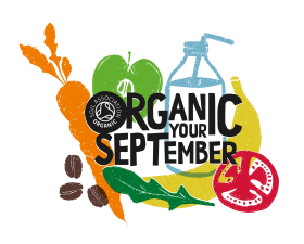 Organic September Saturday 2017