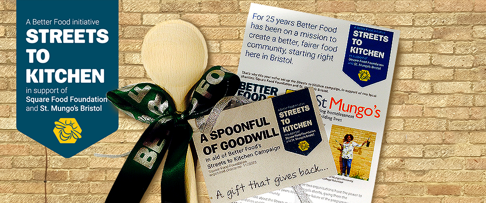 Spoonful of Goodwill