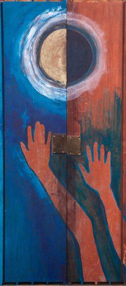 Artwork called Reaching by Jack Steiner