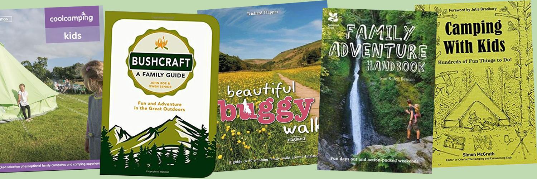 Book reviews: camping and outdoor fun