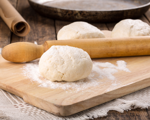 Coconut Short Crust Pastry